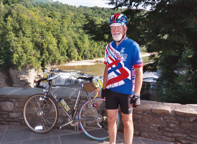 Randy at Letchworth State Park Control